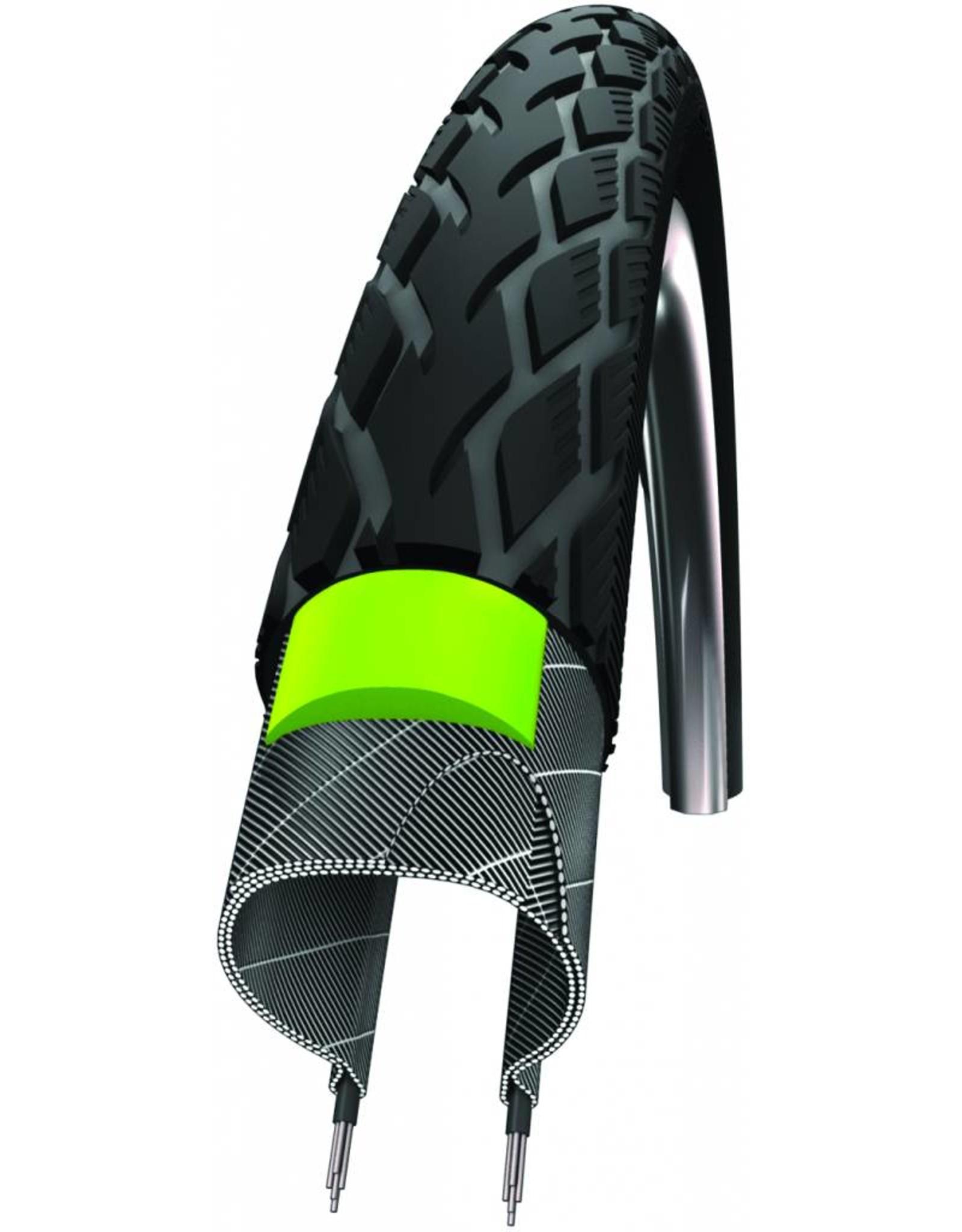 SCHWALBE Schwalbe Marathon Reflex / Greenguard 20 x 1.50 Tire