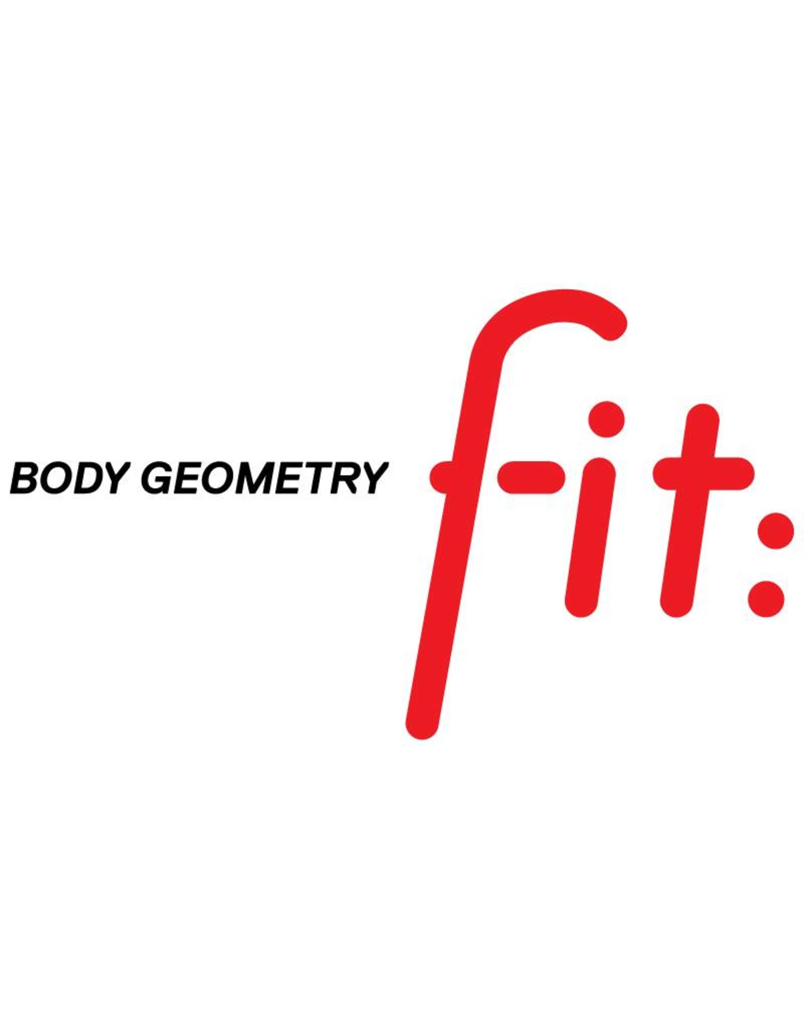 FITTING Body Geometry Fit