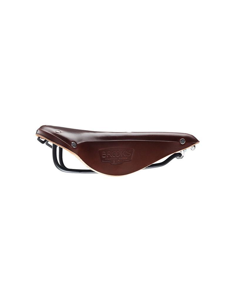 BROOKS Brooks B17 Narrow Saddle 279 x 151mm Men - Antique Brown