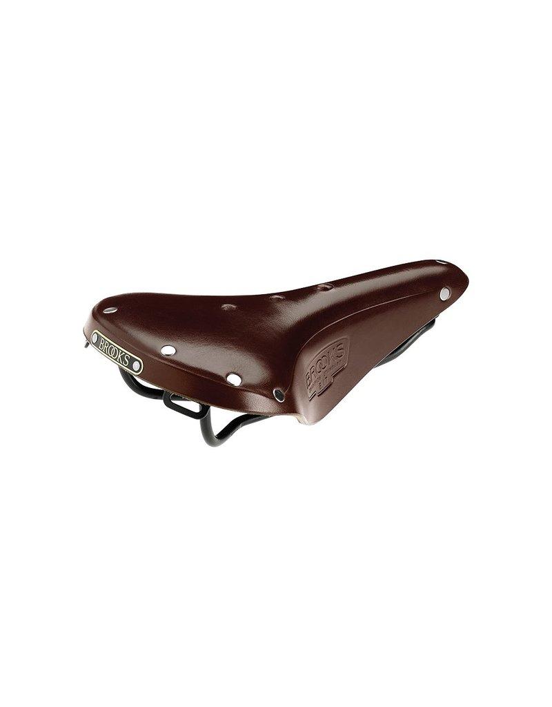 BROOKS Brooks B17 Standard Saddle 275 x 175mm - Antique Brown