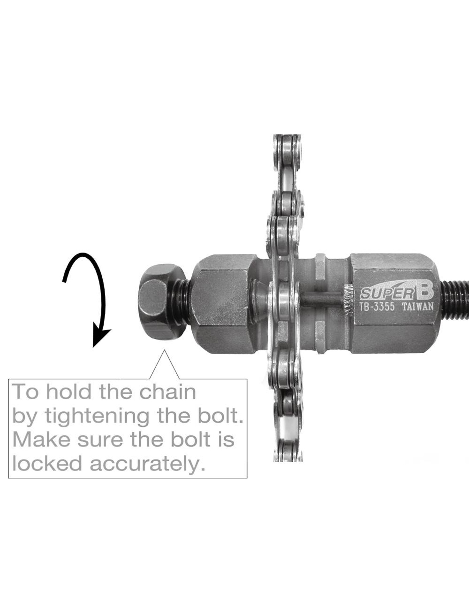 SUPER B Super B Chain Tool - 8/9/10 & BMX