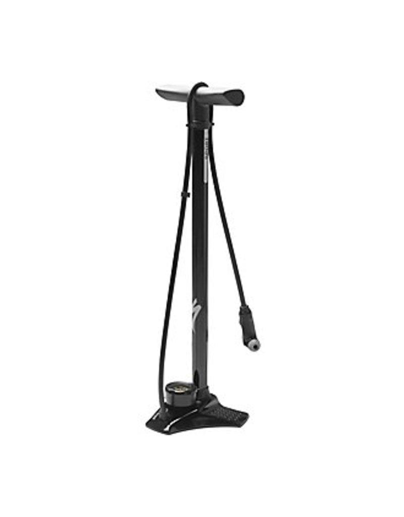 SPECIALIZED Specialized Airtool Sport Steel Floor Pump - Black