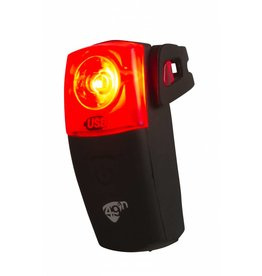 49N 49N Ultra Doppler USB Rechargable Rear Light
