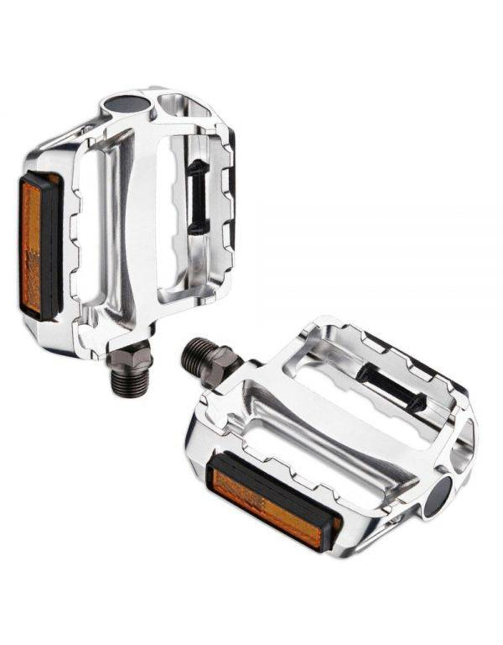 49N 49n Trekking Pedals Alloy - Silver