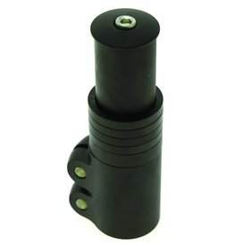 49N 49n Stem Height Extender Black 1 1/8  Extension 117mm