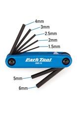PARKTOOL Park Tool Folding Hex Wrench AWS-10
