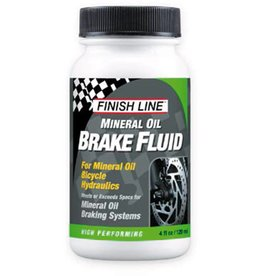 FINISH LINE Finish Line Mineral Brake Fluid 4oz Big Mouth (Single Unit)