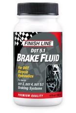 FINISH LINE Finish Line Dot Brake Fluid 4oz Big Mouth (Single Unit)