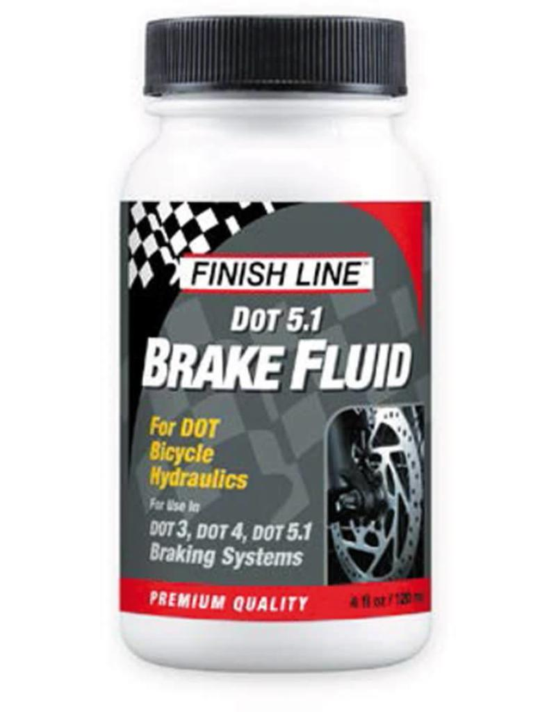 FINISH LINE Finish Line Dot Brake Fluid 4oz Big Mouth (Single Unit)