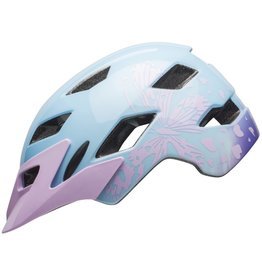 BELL Bell Sidetrack Helmet - Cmyk/Lilac - Universal Child