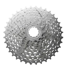 SHIMANO Shimano Cassette Sprocket Cs-Hg400-9 9-Speed  11-13-15-17-20-23-26-30-34 Semi-Bulk Pack Single