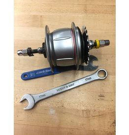 SERVICE Shimano Internally Geared Hub Service