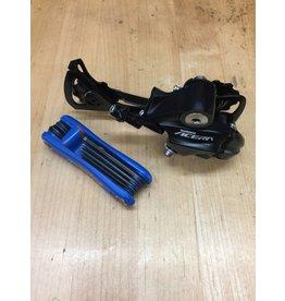 SERVICE Gear Adjustment - Rear