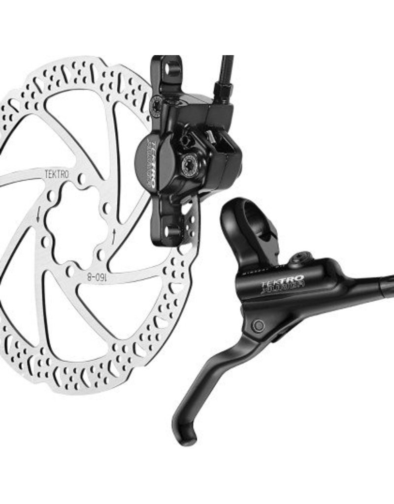 SERVICE Hydraulic Disc Brake Install - Front ($34.95 - $55.95)