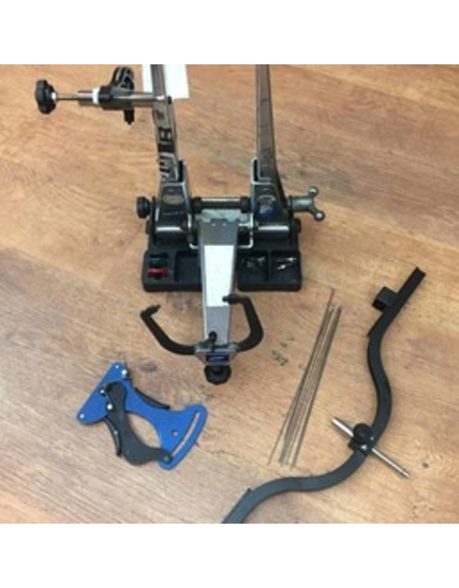 SERVICE Spoke Install - Rear