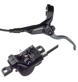 SHIMANO Shimano BL-M396/BR-M395 Hydraulic Disc Brake Black - Rear