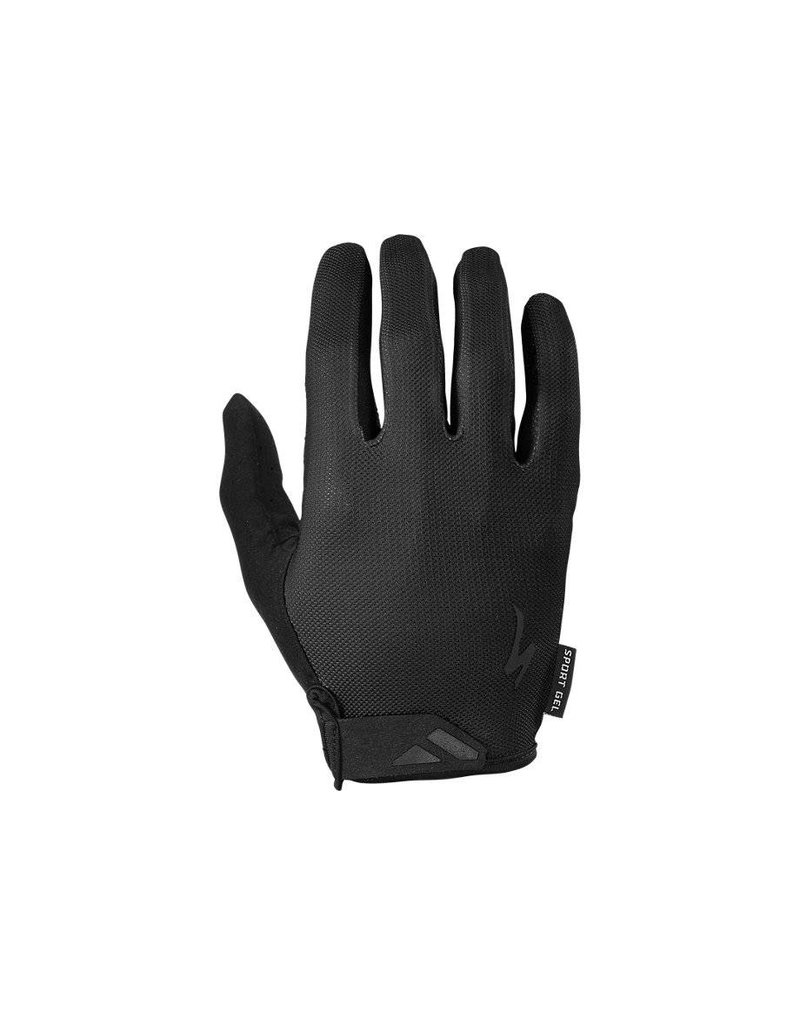 SPECIALIZED Specialized BG Sport Gel Glove Long Finger - Black