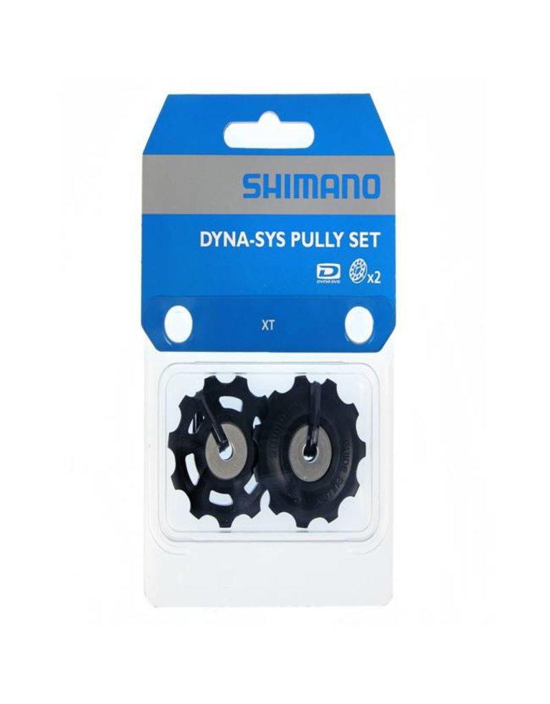 SHIMANO Shimano Pulley Set, RD-M773 High Grade - 10-Speed MTN