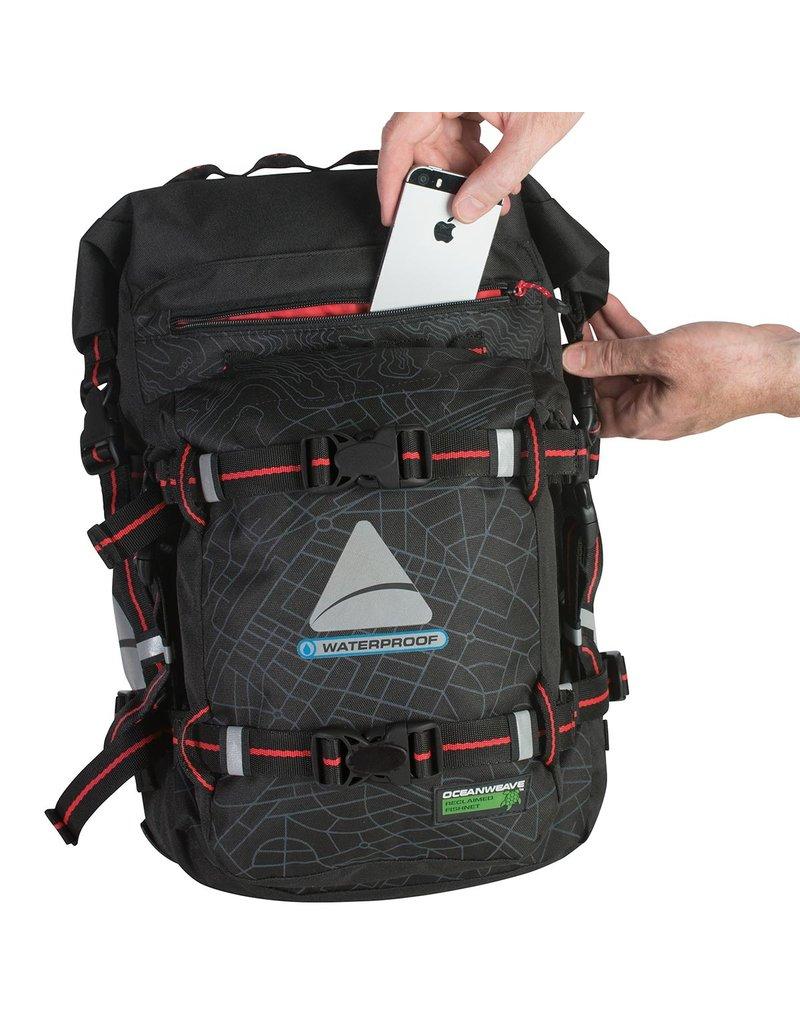 AXIOM Axiom Monsoon Oceanweave P18+ Urban Bag Single