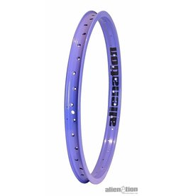 "Rim Purple 20"" Alienation 36H"