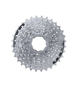 SHIMANO Shimano CS-HG51 Cassette 8-Speed 11-30T Semi Bulk Pack Single