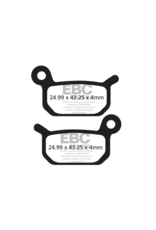 EBC Disc Brake Pads for Formula B4's