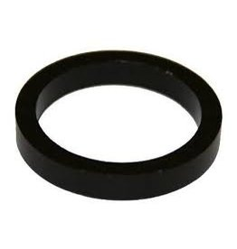 Non-Keyed Headset Spacers 28.6 x 2mm - Black