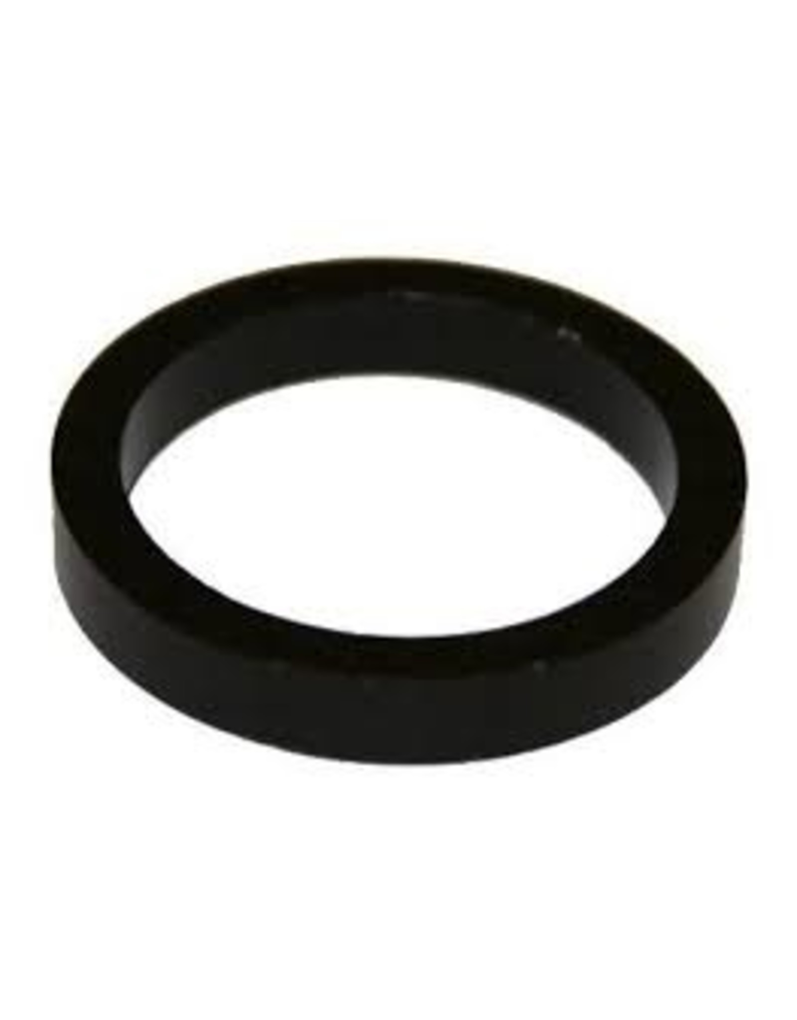 ECONO Non-Keyed Headset Spacers 28.6 x 3mm - Black