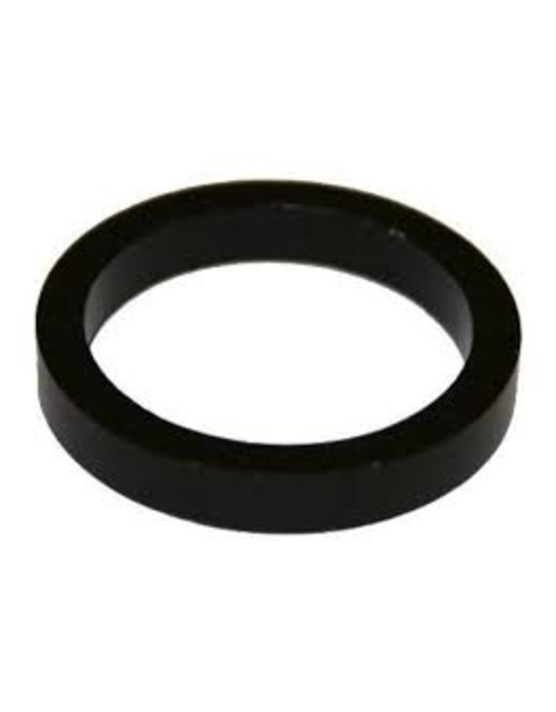 ECONO Non-Keyed Headset Spacers 28.6 x 5mm - Black
