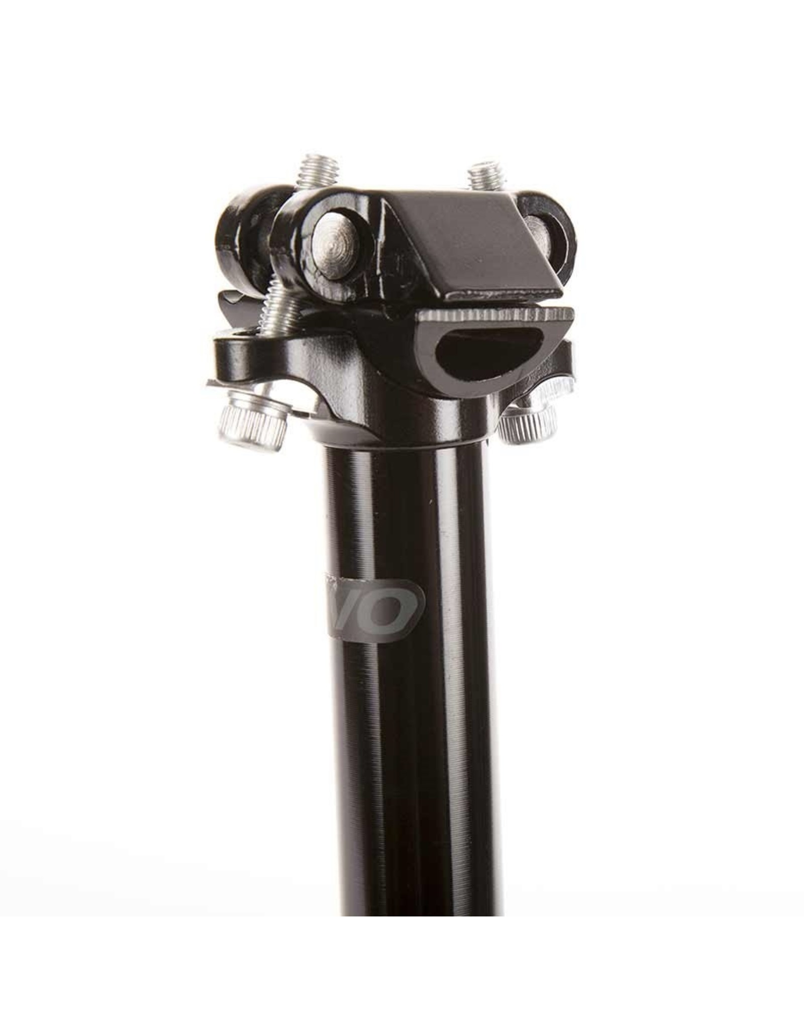 28.6mm Alloy Seatpost Black