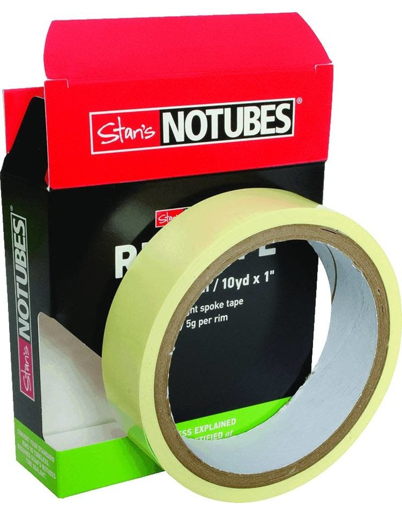 NO TUBES Stan's No Tubes 10yrds X 36mm Rim Tape