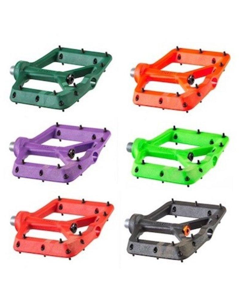 KONA Kona Wah Wah 2 Plastic Pedals
