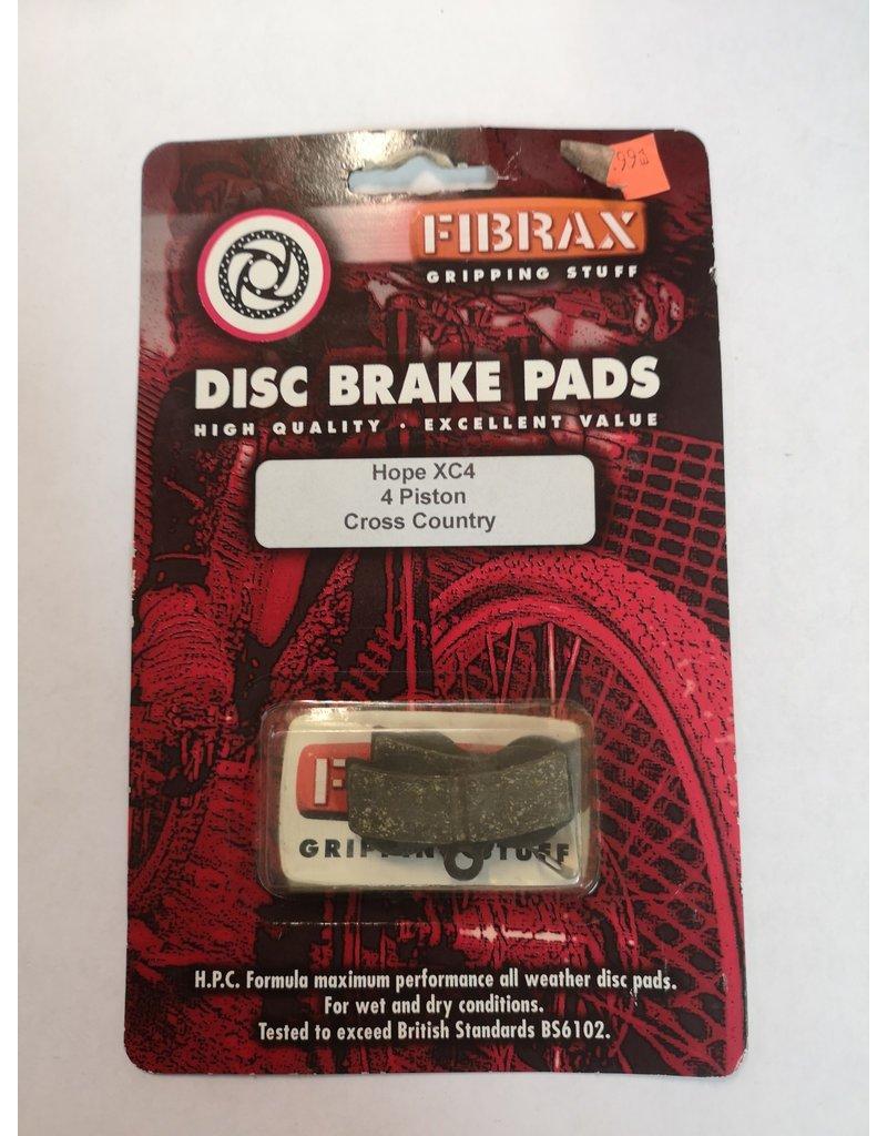 Fibrax Hope XC4 Disc Pad