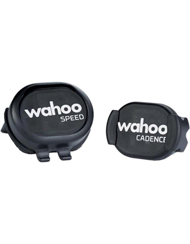 WAHOO Wahoo RPM Speed/Cadence Sensor Bundle (Ant+/Bluetooth Smart™)