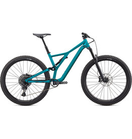 SPECIALIZED Specialized Stumpjumper 29er - Aqua/Rocketred/Black
