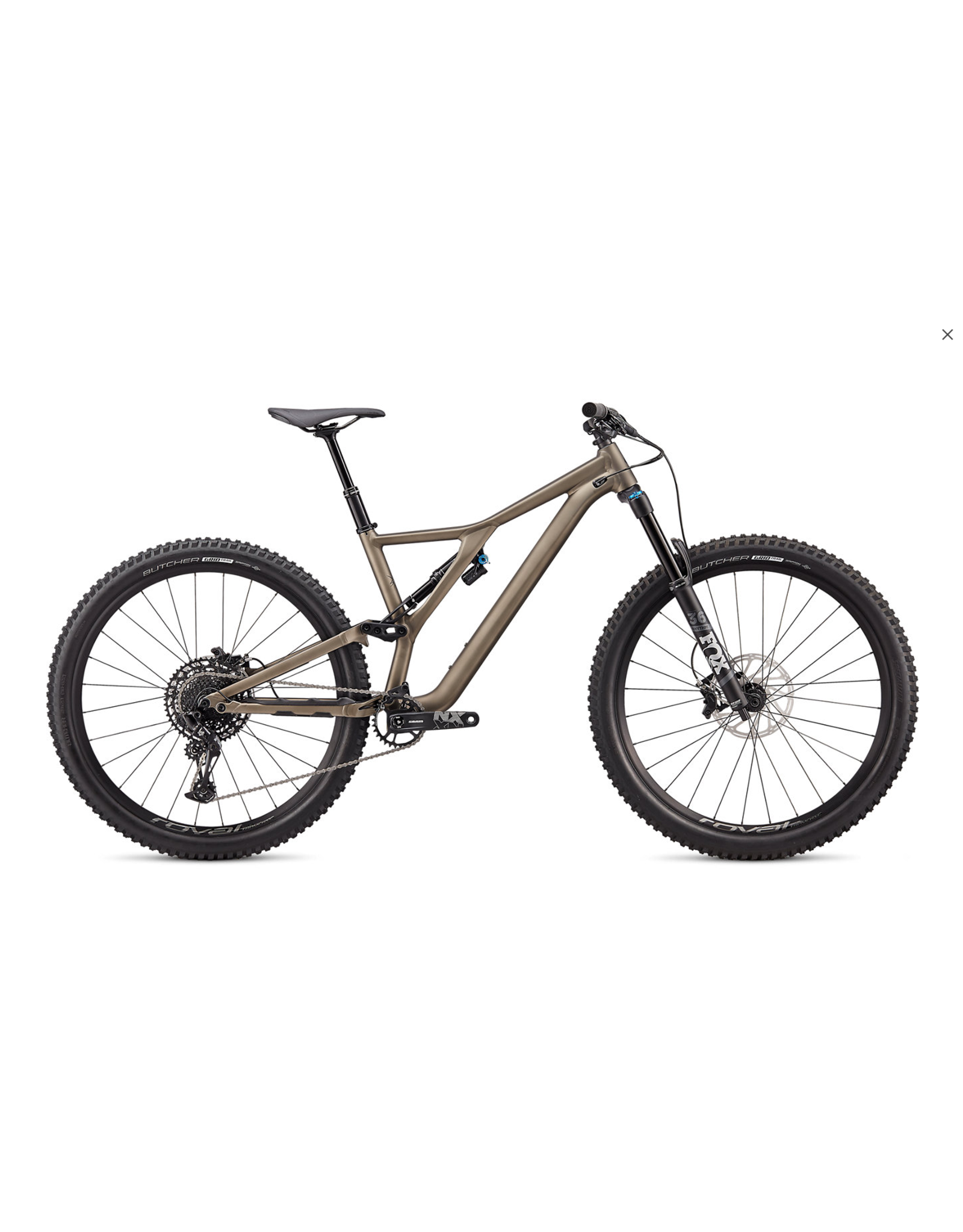 SPECIALIZED Specialized Stumpjumper Comp Alloy Evo 29er Satin/Ti Pab/Black - S2