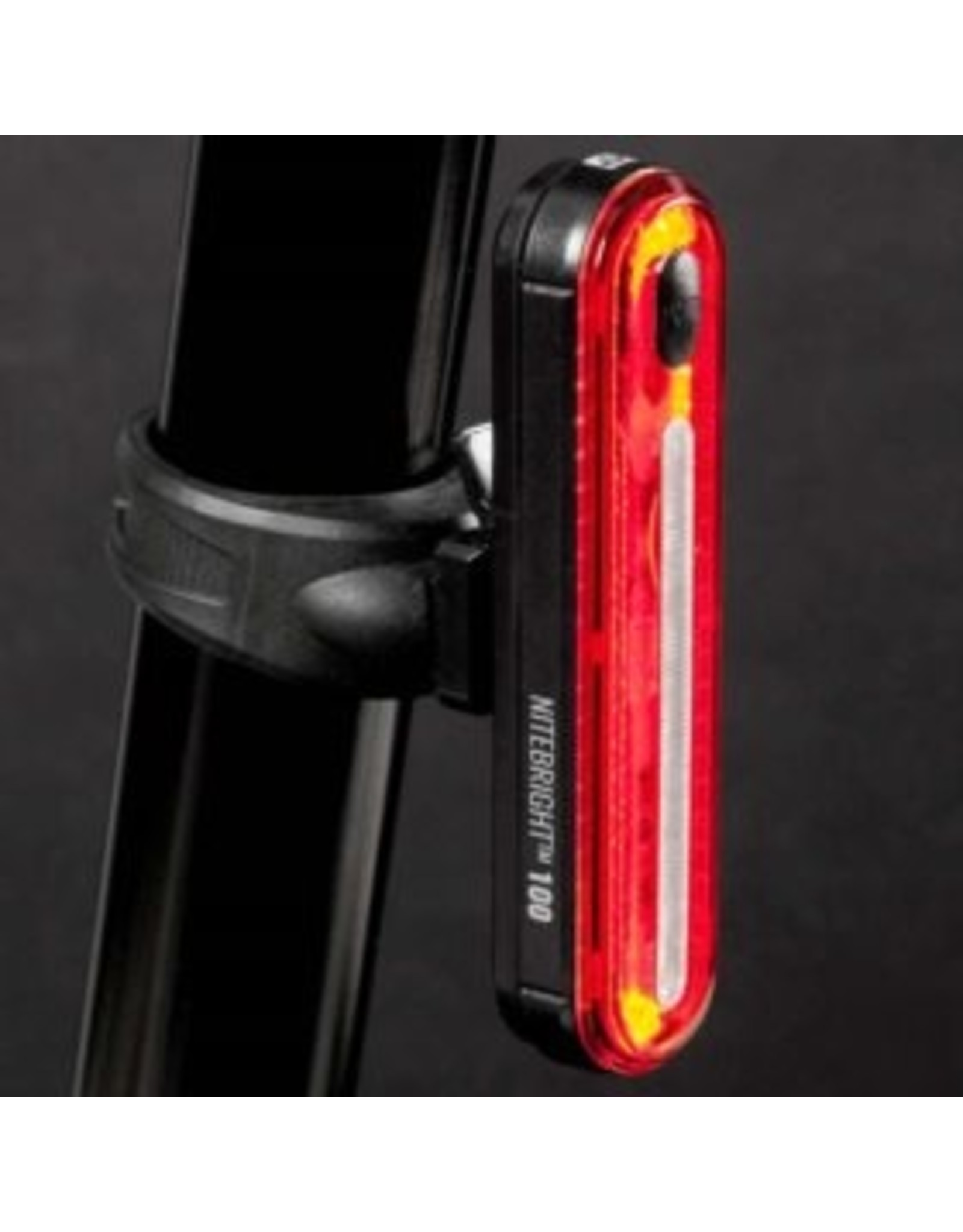 EVO Evo, Nitebright 100, Light - Rear - Black