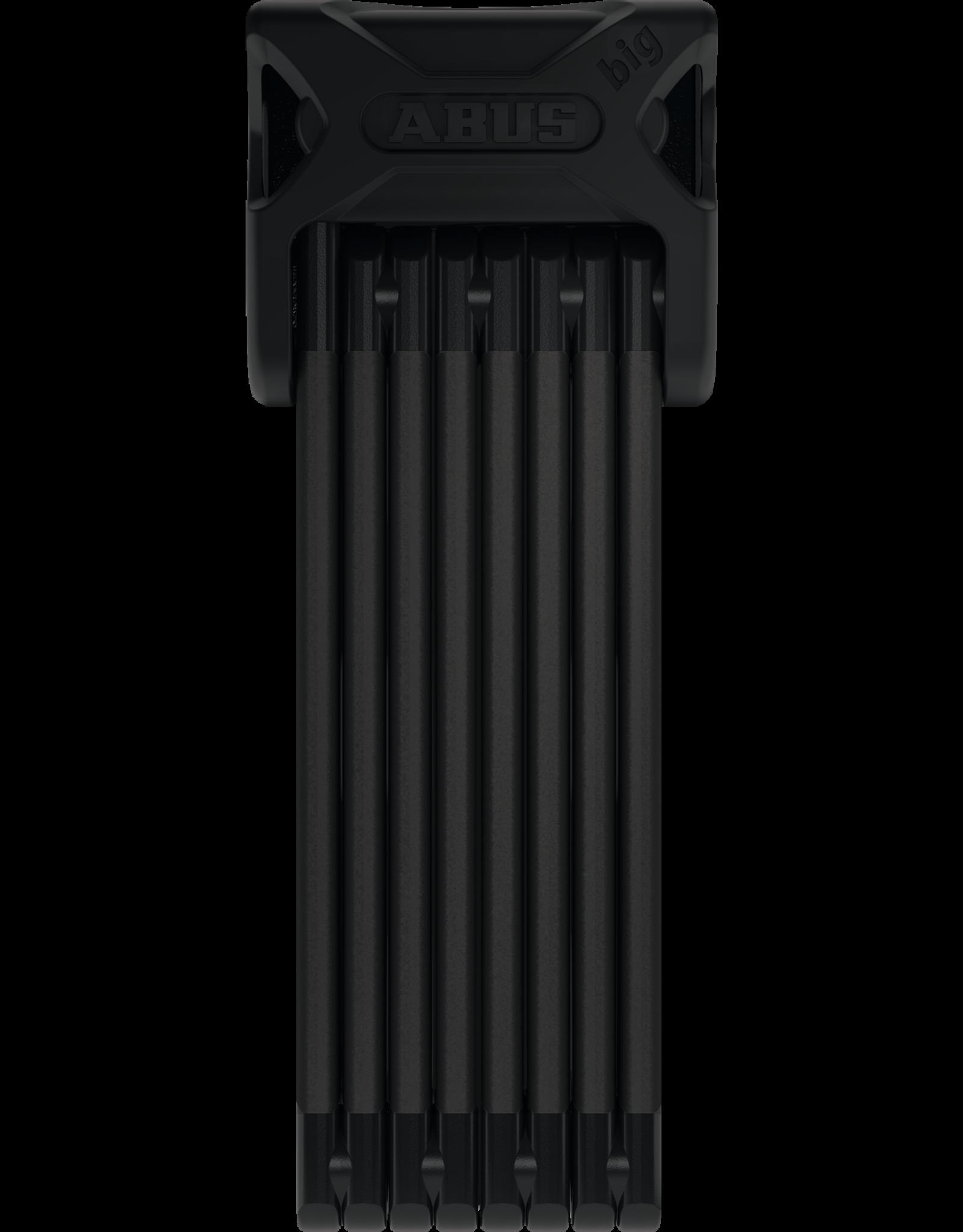 Abus Abus Bordo Big Plus 6000 Foldable Lock with Key 4' Black