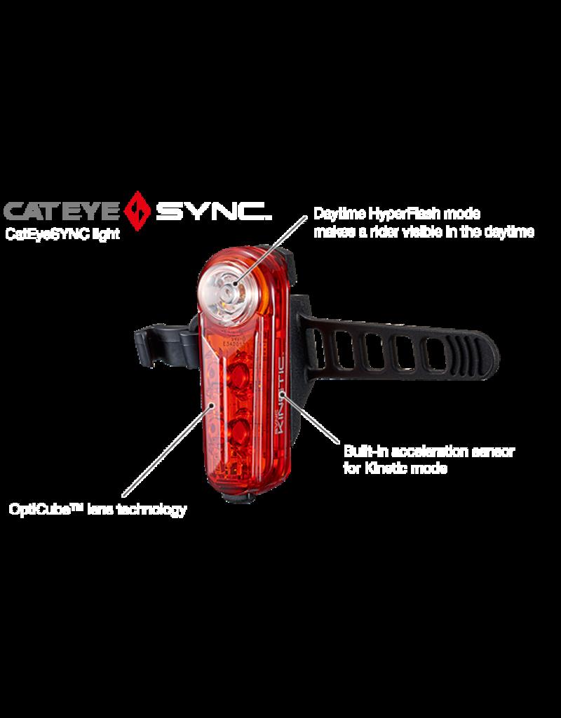 CAT EYE Cat Eye SYNC Kinetic Light - Rear