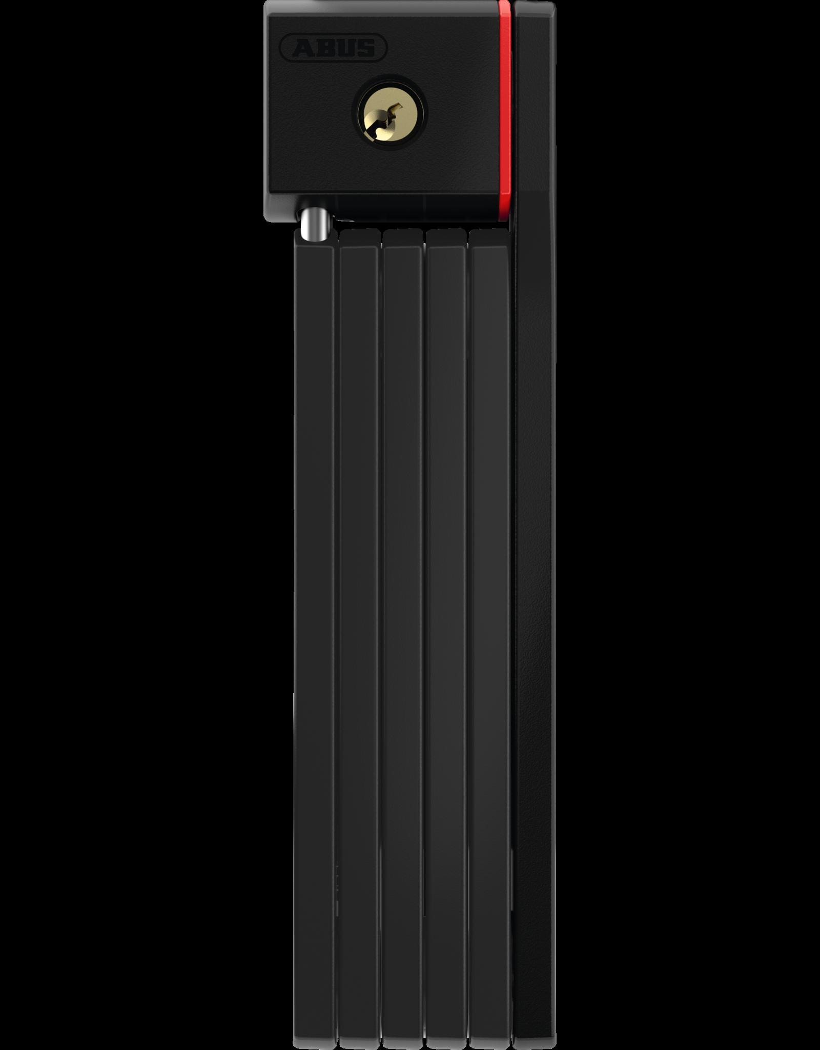 Abus Abus Bordo UGrip 5700 SH Folding Lock - Black