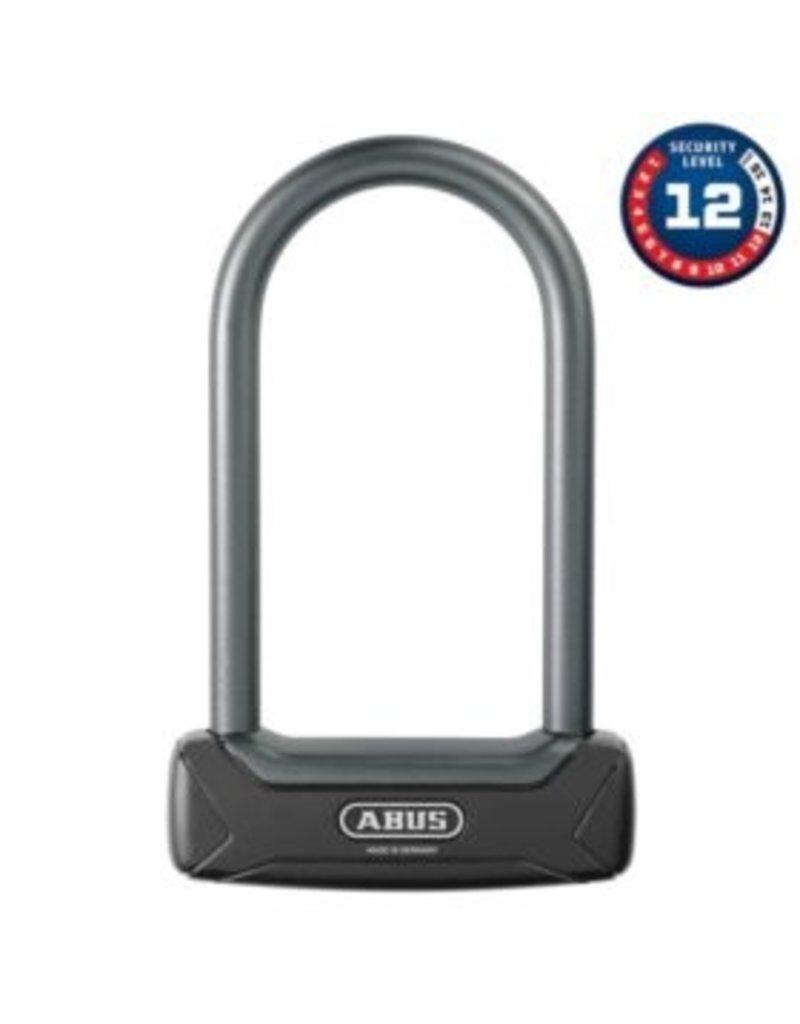 Abus Abus Granit Plus 640 U-Lock 12mm x 83mm x 150mm (12mm x 3.3'' x 5.9'') BLack