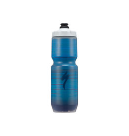 SPECIALIZED Specialized Purist Insulated Chromatek MoFlo Bottle - Blue Speed Blur - 23 Oz