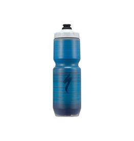 SPECIALIZED Specialized Purist Insulated Chromatek MoFlo Bottle - Blue Speed Blur - 23 Oz
