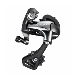 SHIMANO Shimano Rear Derailleur, Rd-4700, Tiagra, GS 10-Speed Direct Attachment, Compatible With Low Gear 28-34t for Double, 25-32t for Triple