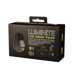 ENDURA Endura Rear Luminite Led+ Clip Pack