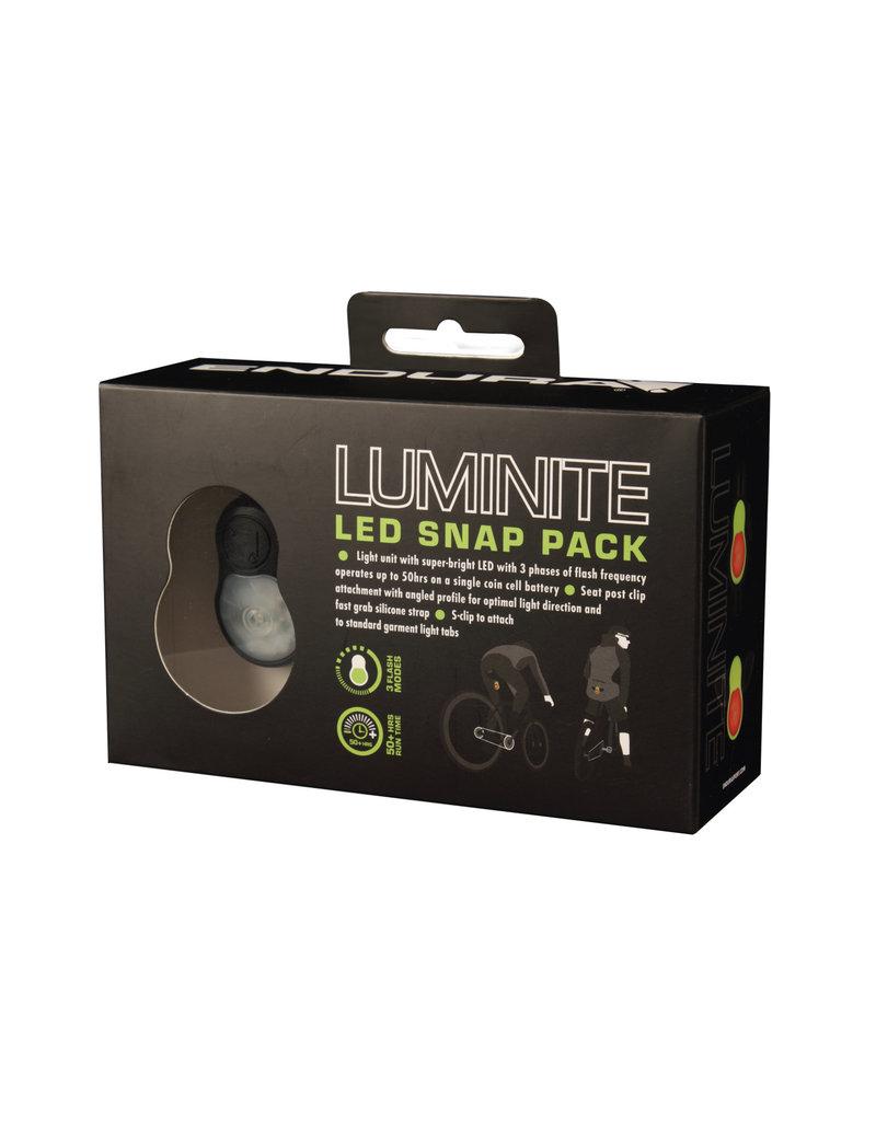 ENDURA Endura Rear Luminite Led+ Clip Pack