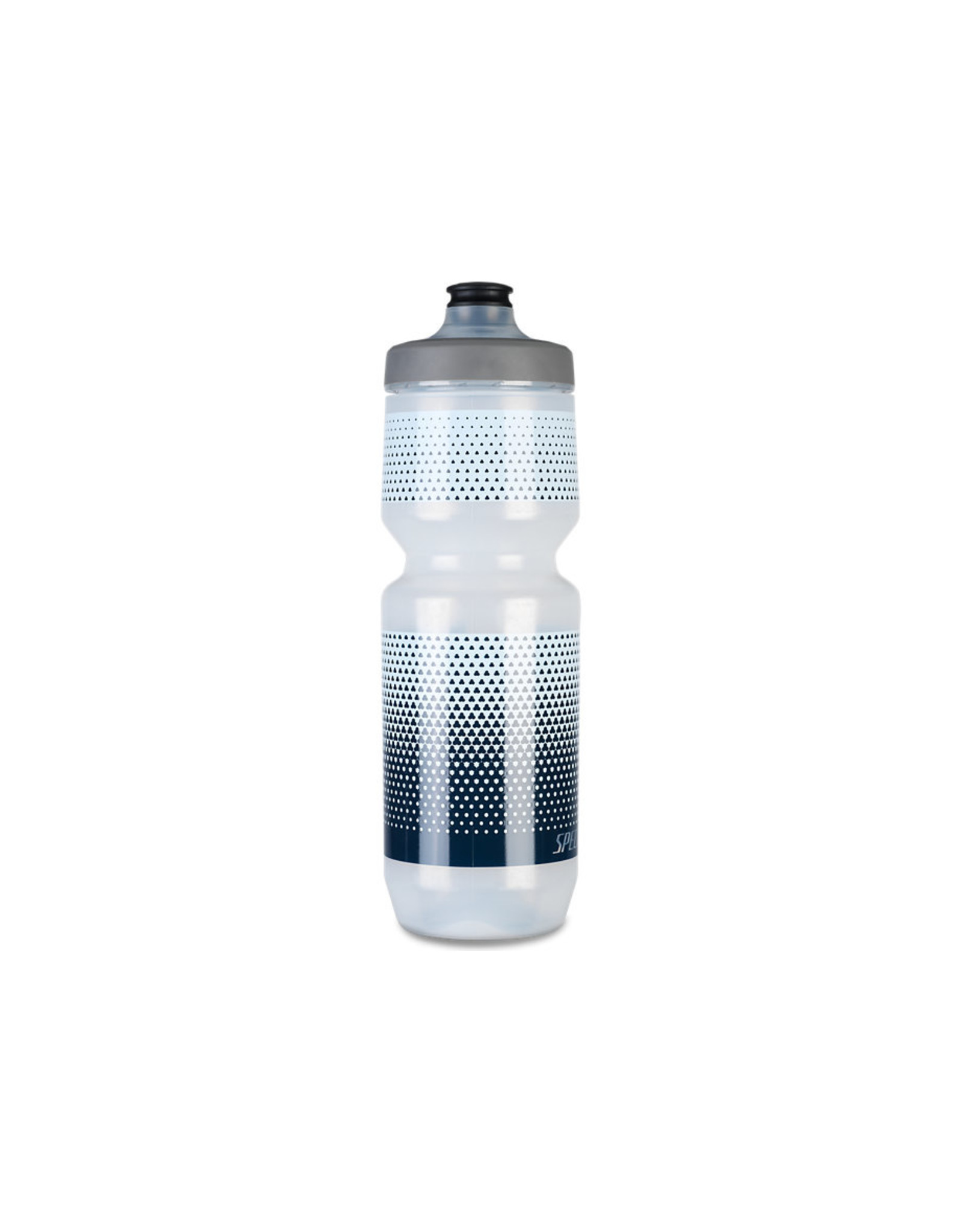SPECIALIZED Specialized Purist Water Bottle SBC - Trans / Blue Hex - 26 Oz