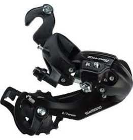 SHIMANO Shimano Rear Derailleur Rd-Ty300 Tourney 6/7/8-Speed With Rivet