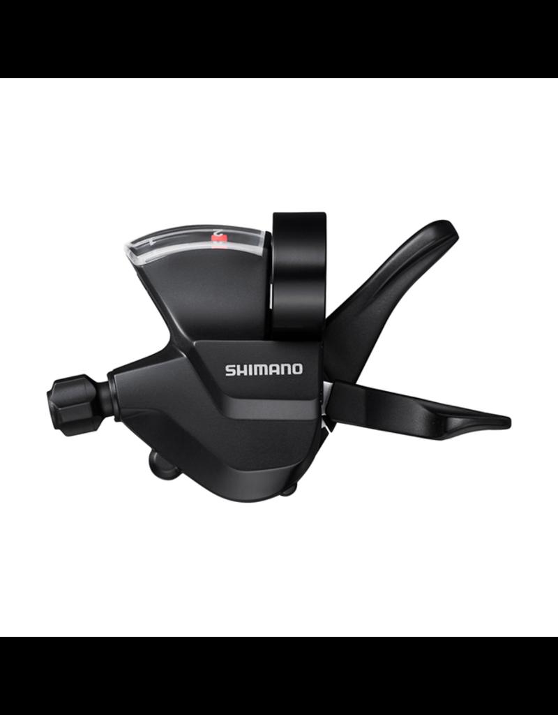 SHIMANO Shift Lever SL-M315 Shimano Left 3-Speed Left