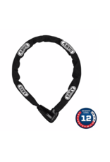 Abus Abus, Steel-O-Chain 9809 Chain with Key 4.6' Black